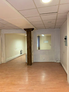 Local commercial Louviers 40 m2